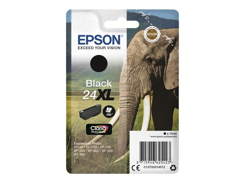 Epson 24XL zwart