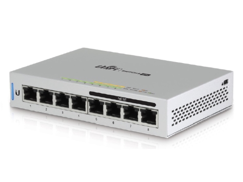 Ubiquiti US-8-60W 8 ports switch POE