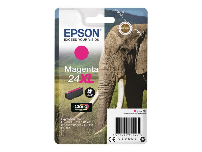 Epson 24XL Magenta