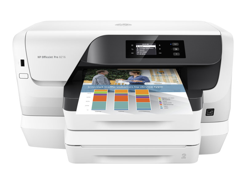 HP Officejet Pro 8218 - printer - kleur - inktjet