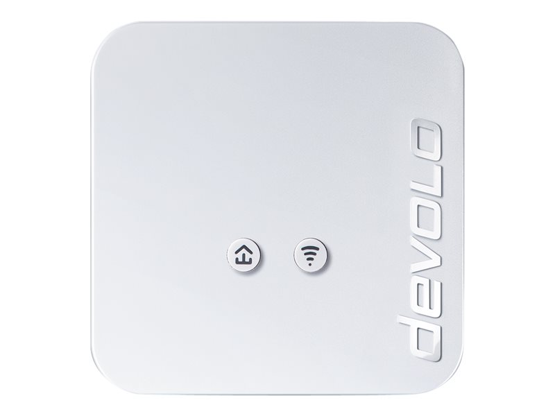Devolo dLAN 550 WiFi Starter Kit Ethernet LAN Wi-Fi Wit 2stuk(s) PowerLine-netwerkadapter