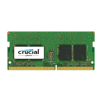 Crucial ValueRAM - Memory -  8 GB -DDR4 2400 MHz So-Dimm 260 pins