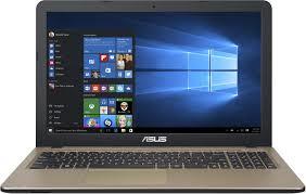 ASUS NB Commercial 15.6i FHD AG Black i3-6006U 4GB 128GB SSD w/o ODD Win10 VGA web camera 802.11ac(2x2) Vivobook X540UA-DM038T