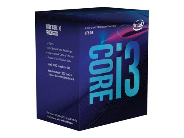 Intel Core i3-8350K 4,0 GHz LGA1151 8MB Cache Boxed CPU
