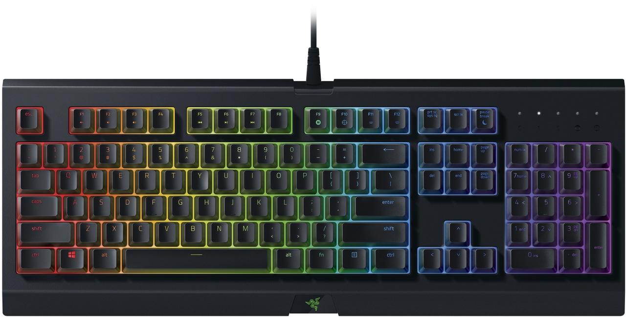Razer Cynosa Chroma Keyboard - US Layout