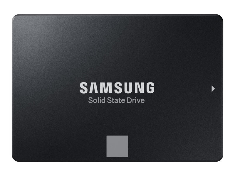 Samsung 860 Evo solid state drive - 500 GB -2,5 SATA 6Gb/s