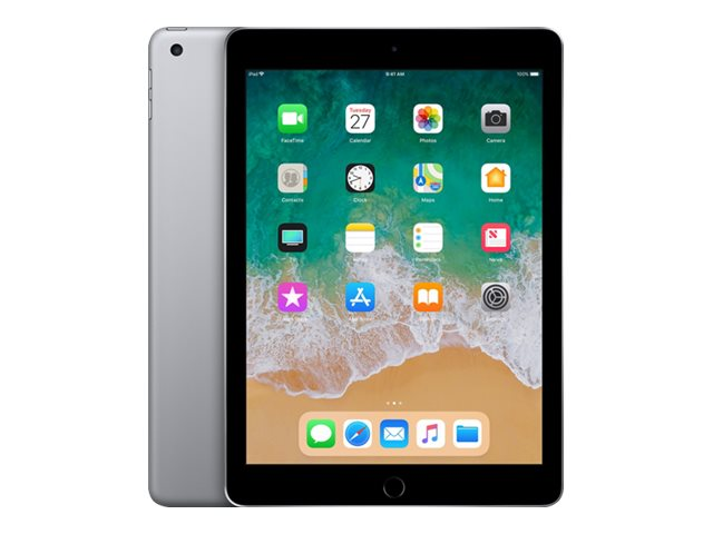 Apple 9.7-inch iPad Wi-Fi - 6de generatie - tablet - 32 GB - 9.7 Space Grey
