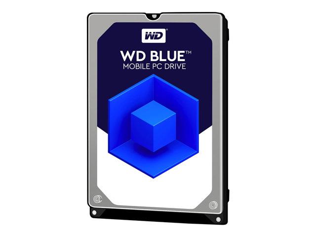 WD Blue WD5000LPCX - vaste schijf - 500 GB - SATA 6Gb/s