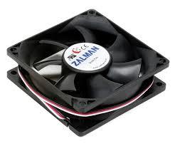 Zalman ZM-F1 FDB sharks fin  80x80x25mm fan