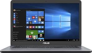 Asus F705U 17,3 HD+ i5-8250 8GB 256GB SSD Windows 10 home