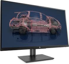 HP Z27n G2 - LED-monitor - 27 QHD 2560 x 1440 bij 60 Hz