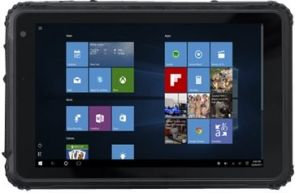 Cat T20 Black  8.0 inch 64GB 2GB 4G Windows 10 IP68