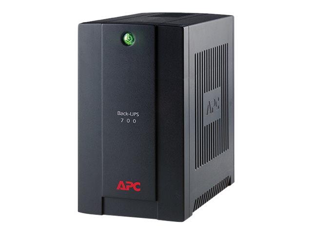 APC Back-UPS 700VA - UPS - 390 Watt - 700 VA
