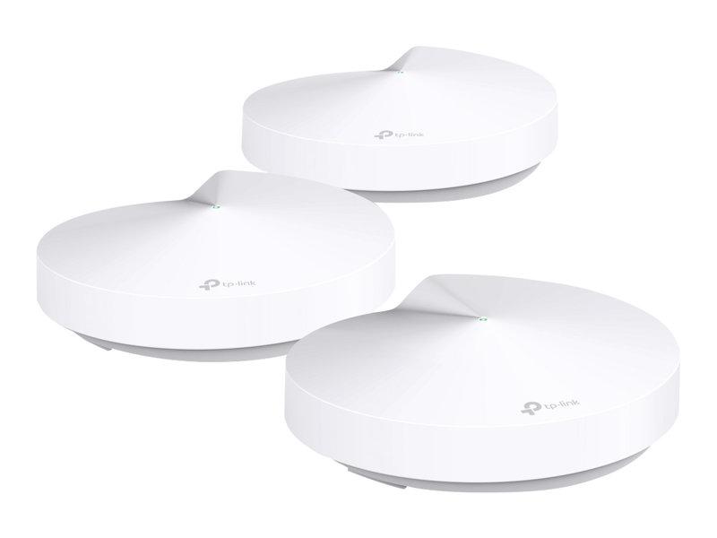 TP-Link DECO M5 AC1300 PPPoE  - wifi-systeem - 802.11b/g/n/ac,Bluetooth 4.2