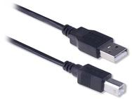 Ewent EW9625 USB type A naar USB type B 1 Meter