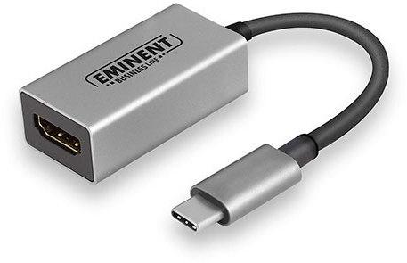 Eminent USB Type-C naar HDMI female converter AB7870
