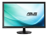 ASUS MON 23.6i WLED/TN 1920x1080 2ms DVI HDMI Black VS247HR