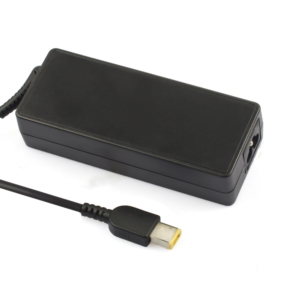 90W adapter for Lenovo IdeaPad Yoga 13 Ultrabook (20V 4.5A Rectangle) retail