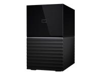 WD My Book Duo 20TB RAID Storage Dual-Drive RAID 0/1 JB0D USB3.1 RTL