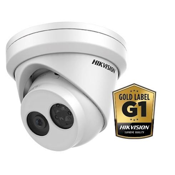 Hikvision DS-2CD2345FWD-I, 4MP, 4mm, 30m IR, WDR, Ultra Low Light