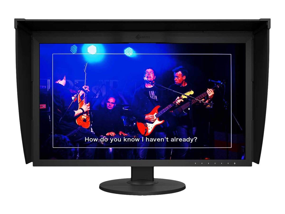 EIZO ColorEdge 27 2560x1440 IPS Black