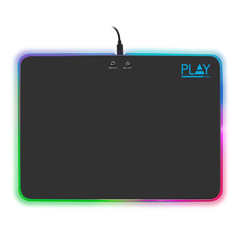 Ewent Gaming Muismat met RGB-verlichting