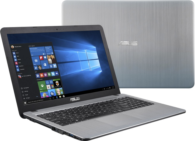 Asus F540UA-DM928T-NL  Silver 15.6 FHD i5-8250U 8GB DDR4 SATA 256G 2.5 SSD NoDvd  Win10Home