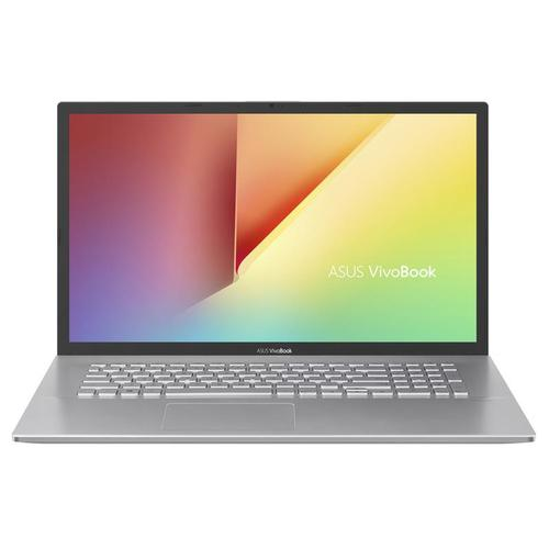 ASUS A712FA-AU218T Zilver Notebook 17.3 FHD i7 i7-8565U 8 GB DDR4-SDRAM 1256 GB HDD+SSD NO DVD Win 10 Home