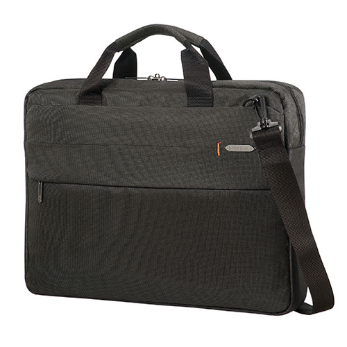 Samsonite CC819003 Network3 schoudertas 17.3 inch, antraciet