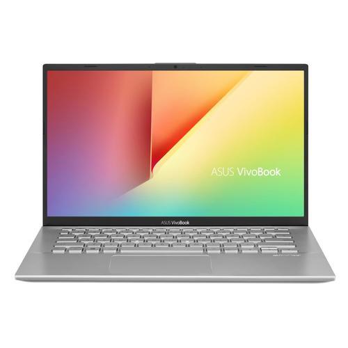 ASUS Vivobook A412UA-EK592T Zilver 14 FHD Intel® Pentium® Gold 8GB DDR4 256 GB SSD Win10home