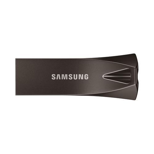 Samsung USB-Stick BAR Plus 256 GB  Type-A 3.0 (3.1 Gen 1) Grey,Titanium