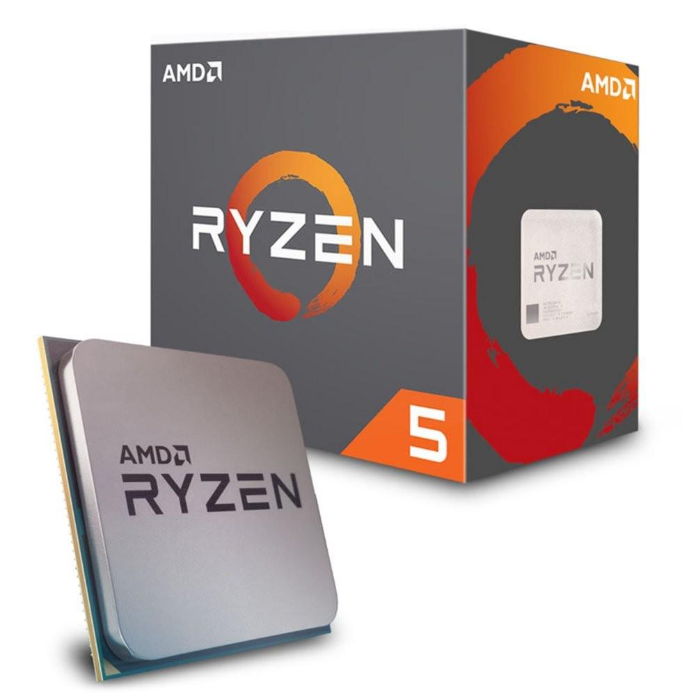 AMD Ryzen 5 3600X - 3.8GHz/19MB/95W - Boxed