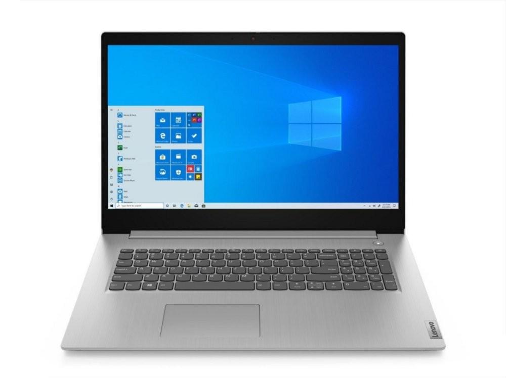 Lenovo Ideapad 3 17ADA05 17.3 HD+ Ryzen 3 3250U 8GB RAM 256GB SSD Nodvd Win10Pro
