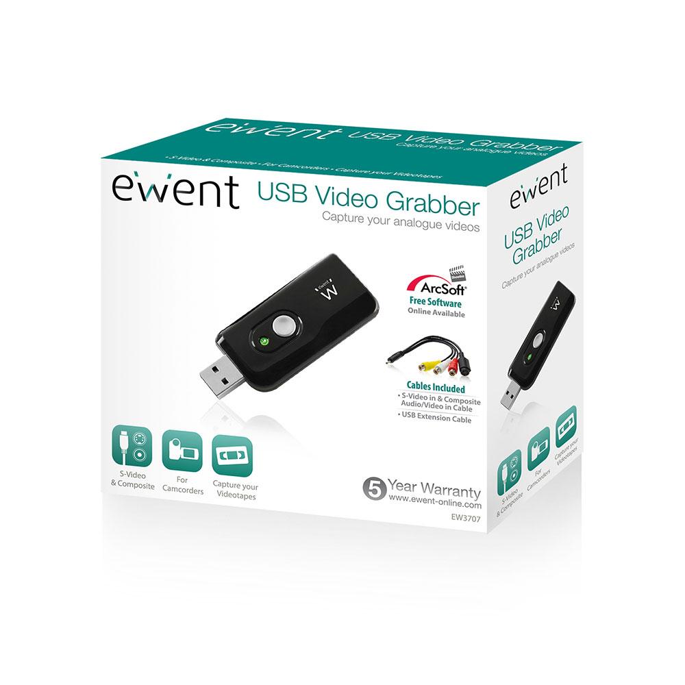 Ewent Video Grabber, USB