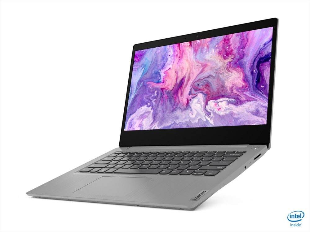 Lenovo Ideapad 3 14.0 F-HD i3-1005G1 8GB RAM 256GB SSD NVMe Win10Home