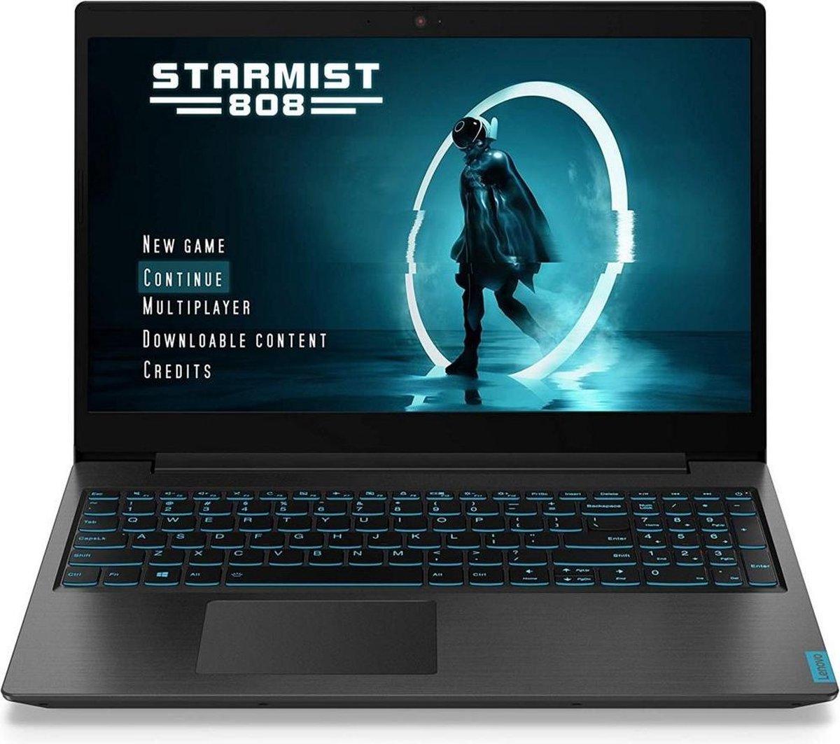 Lenovo 17.3 F-HD i5-9300HF / 8GB / 512GB / GTX1650 / W10