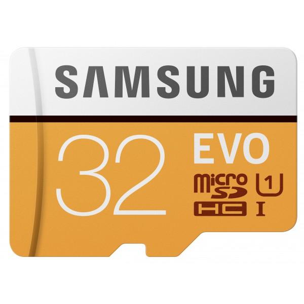 Samsung SD 32GB MicroSecure Digital Class 10 48MB/s