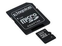 Kingston - Flash memory card - 32 GB - Class 10 - microSDHC