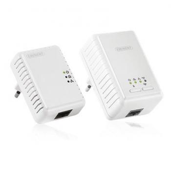 Eminent WiFi Powerline Starter Kit 500Mbps Mini Powerline Adapter