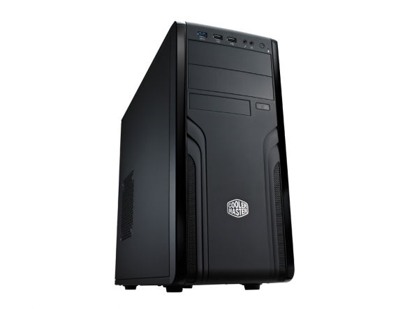Coolermaster CM Force 500 ATx behuizing no PSU